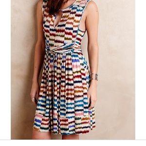 🌸 Anthropologie Maeve Sennebec  dress